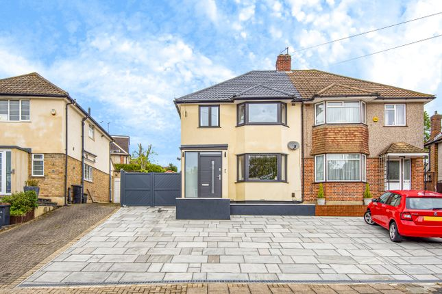 3 bed semi-detached house for sale in Scads Hill Close, Orpington BR6