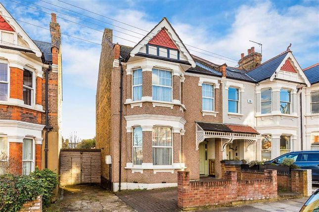 Thumbnail End terrace house for sale in Dundonald Road, Queens Park Borders