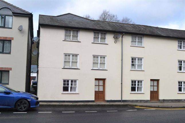 Thumbnail Block of flats for sale in 33 & 34, Smithfield Street, Llanidloes, Powys