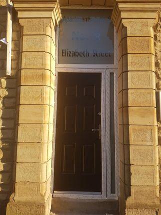 Thumbnail Flat to rent in 8 Elizabeth Street, Burnley