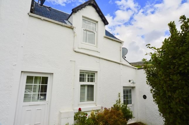 1 bed semi-detached house for sale in Main Road, Fairlie, Largs, North Ayrshire KA29