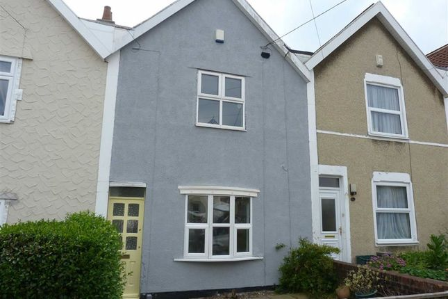 Thumbnail Terraced house for sale in Bellevue Park, Brislington, Bristol