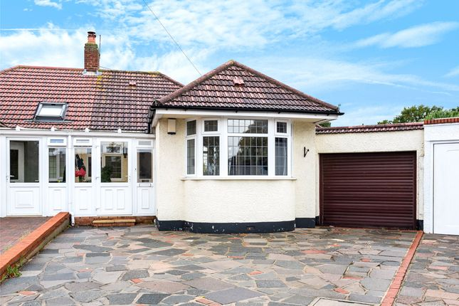 Thumbnail Bungalow for sale in Benfleet Close, Sutton