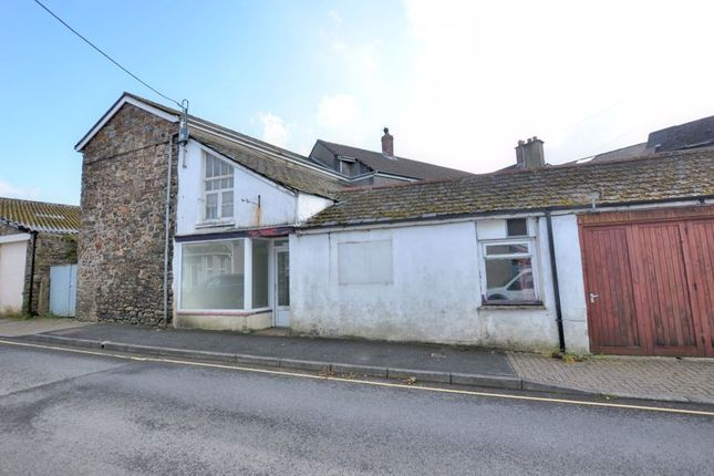 Thumbnail Office for sale in Crediton Road, Okehampton