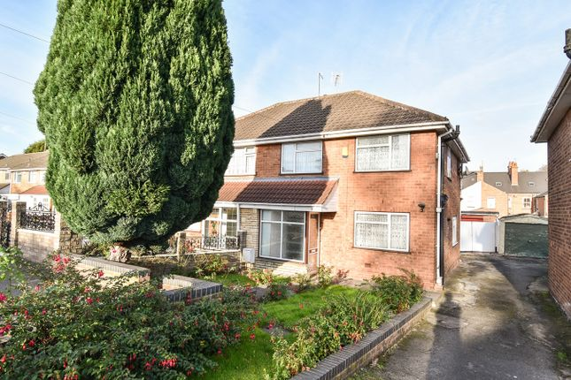 Thumbnail Semi-detached house for sale in Lyons Grove, Sparkhill, Birmingham
