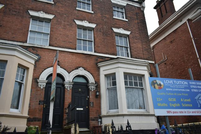 Thumbnail Property to rent in Tettenhall Road, Wolverhampton