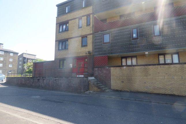 Thumbnail Flat to rent in Braehead Road, Cumbernauld, North Lanarkshire