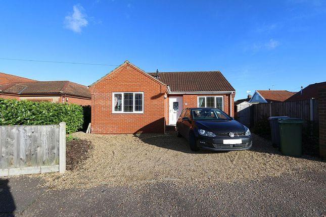 2 bed detached bungalow for sale in Lambert Road, Norwich, Norfolk