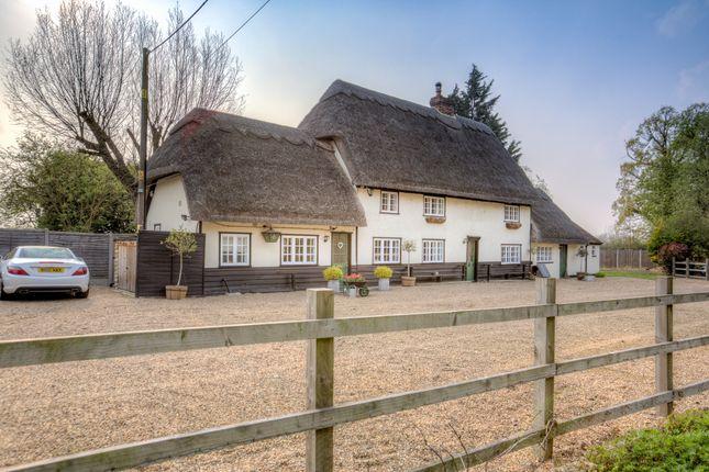 Thumbnail Detached house for sale in Hall Green, Little Hallingbury, Bishops Stortford