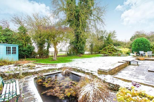 Garden of Church End, Catworth, Huntingdon, Cambridgeshire PE28