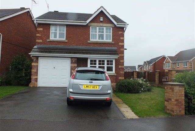 Thumbnail Detached house to rent in Grange Farm Drive, Aston, Sheffield