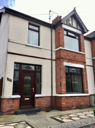 Thumbnail Semi-detached house to rent in Haypark Avenue, Belfast