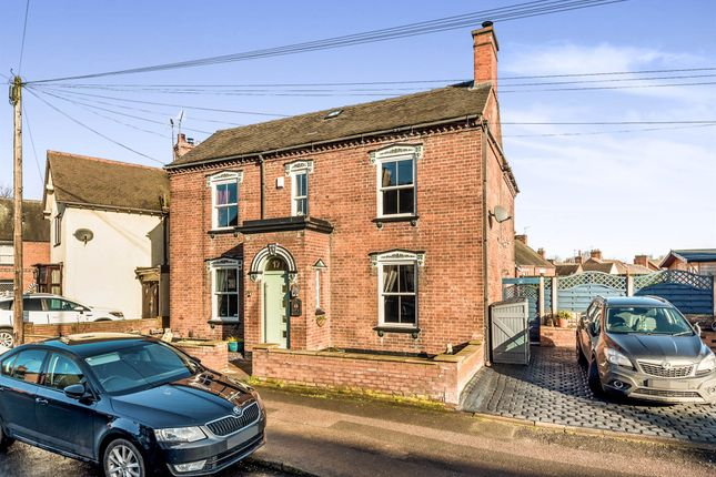 Thumbnail Detached house for sale in Armitage Road, Rugeley