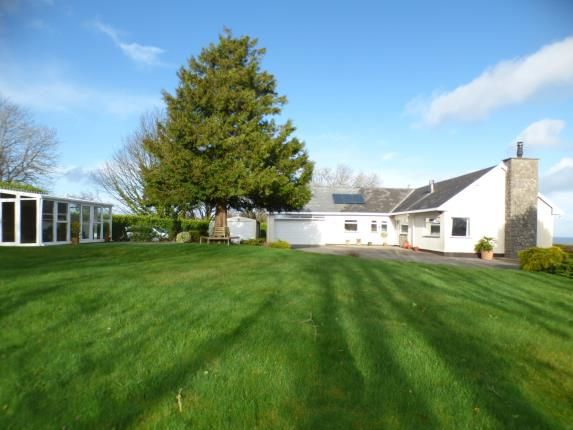 Thumbnail Bungalow for sale in Marianglas, Anglesey, North Wales, United Kingdom