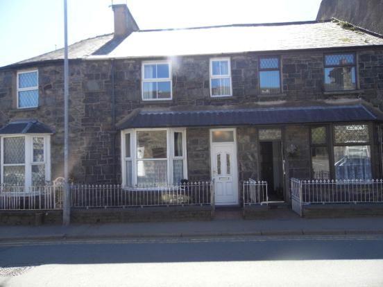 Thumbnail Terraced house to rent in Denbigh Street, Llanrwst