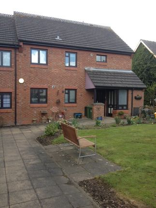 Thumbnail Flat to rent in Grosvenor Street, Scunthorpe
