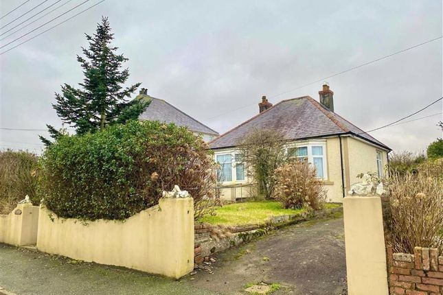 2 bed detached bungalow for sale in Newport Road, Crymych, Pembrokeshire SA41