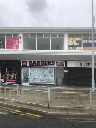 Retail premises to let in Marian Square, Netherton