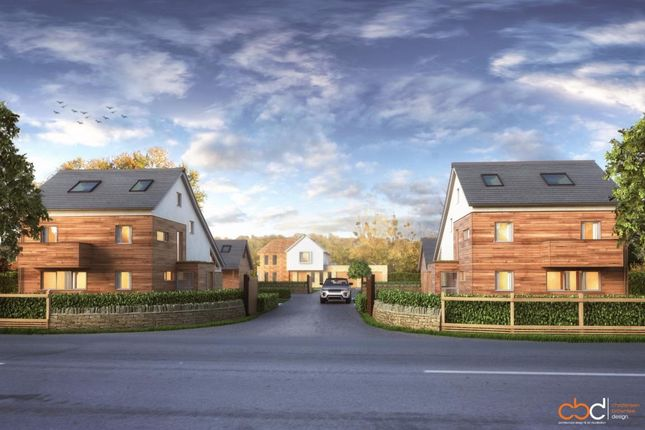 Thumbnail Detached house for sale in Brookthorpe, Gloucester