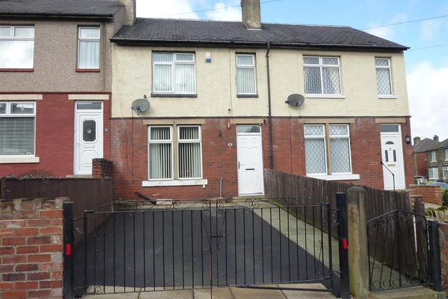 Thumbnail Terraced house for sale in Perseverance Street, Cowlersley, Hudderfield
