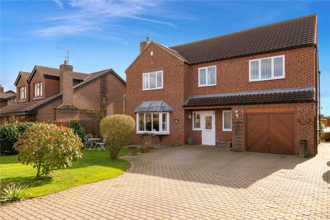 Thumbnail Detached house for sale in Redthorn Way, Claypole, Newark