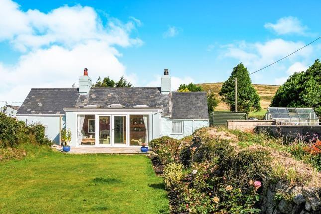 Thumbnail Detached house for sale in Mynytho, Gwynedd, .