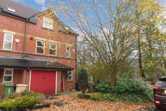 Thumbnail Town house to rent in Ash Lawns, Bolton