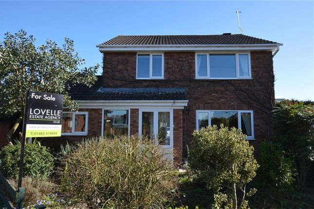 Thumbnail Property for sale in Greylees Avenue, Hull