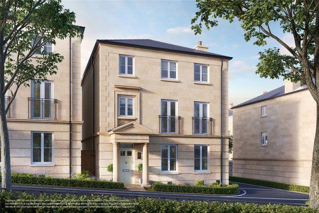 Detached house for sale in The Charleton At Holburne Park, Warminster Road, Bath