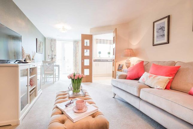 Thumbnail Flat for sale in The Bacall, Lysander House, Josiah Drive, Ickenham