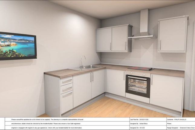 2 bed flat to rent in Mutley Plain, Plymouth PL4