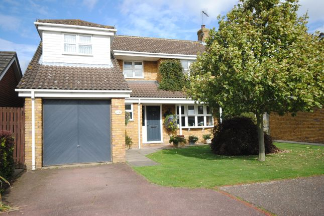 Thumbnail Detached house for sale in Barnaby Rudge, Newlands Spring, Chelmsford
