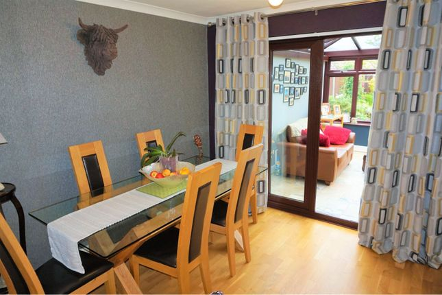Dining Area of Olympic Close, Glenfield LE3