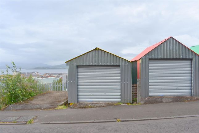 Parking/garage to rent in Rainbow Garage 6, Shankland Road, Greenock