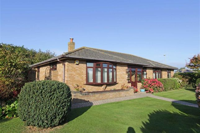 Thumbnail Bungalow for sale in Becton Mead, Barton On Sea, New Milton