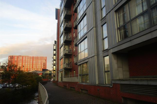 The_Danube (1) of The Danube, City Road East, Manchester City Centre, Manchester M15