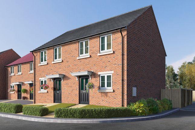 "Thumbnail Semi-detached house for sale in ""The Hammerton"" at Station Road, Kirk Hammerton, York, Kirk Hammerton"