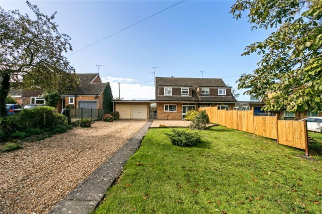 Thumbnail Semi-detached house for sale in Fenny Compton Road, Claydon, Banbury, Oxfordshire
