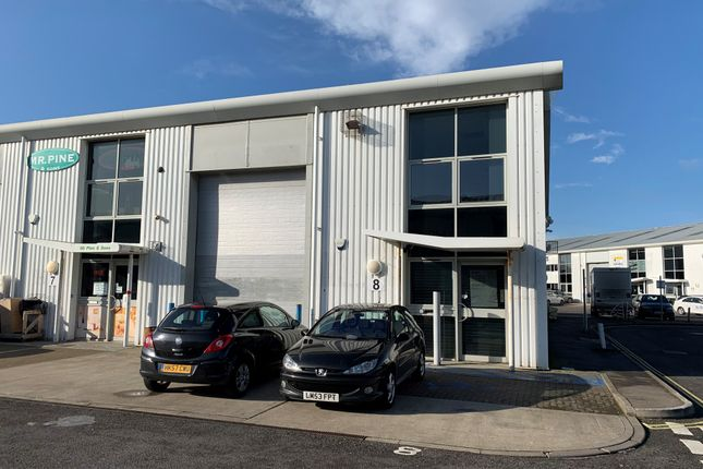 Thumbnail Industrial to let in Unit 8, Partnership Park, Southsea