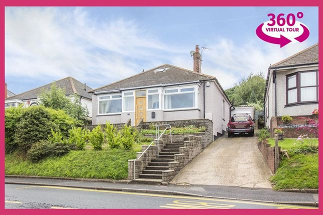 Thumbnail Detached bungalow for sale in Caerleon Road, Newport