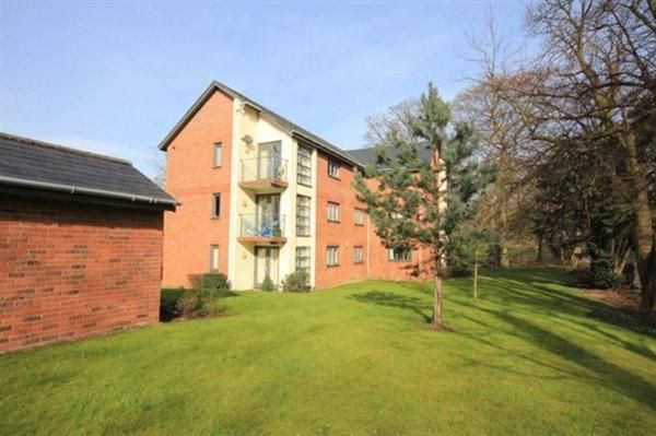 Thumbnail Flat to rent in Glade Park, Sefton Park, Liverpool