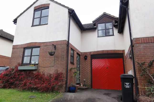 Thumbnail Semi-detached house to rent in Chilton Foliat, Hungerford