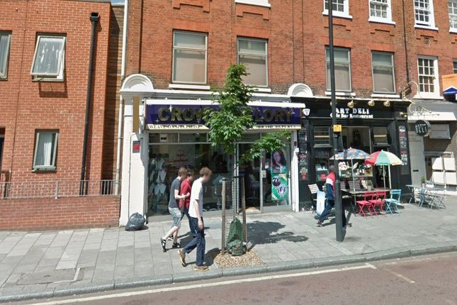 Thumbnail Restaurant/cafe to let in Coldharbour Lane, Camberwell