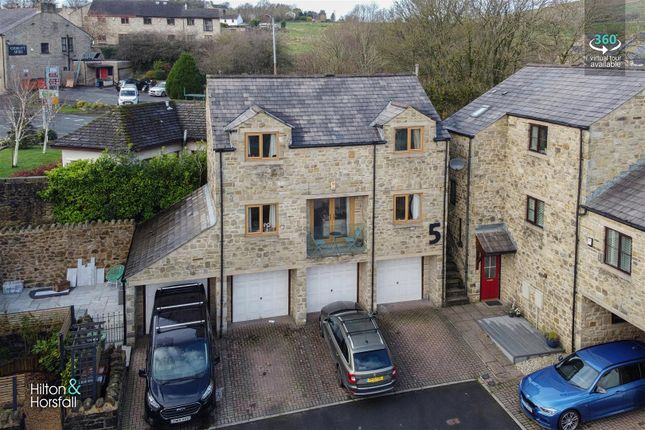 3 bed detached house for sale in Valley Mill Court, Laneshawbridge, Colne BB8