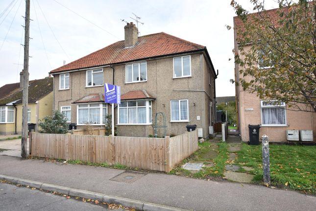 Thumbnail Maisonette to rent in Beaumont Avenue, Clacton, Essex