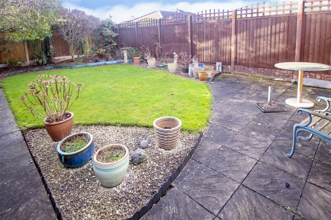 Rear Garden of Hickton Drive, Chilwell, Nottingham NG9