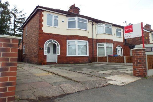 Thumbnail Property to rent in Rake Lane, Clifton, Swinton, Manchester