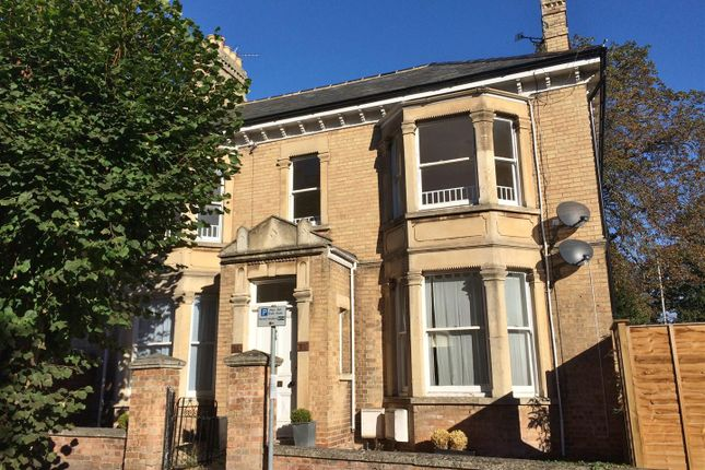 Thumbnail Semi-detached house for sale in Woodstock Road, Taunton