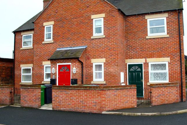Thumbnail Flat to rent in Salisbury Road, Market Drayton