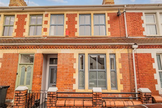 Thumbnail Terraced house for sale in Maldwyn Street, Pontcanna, Cardiff